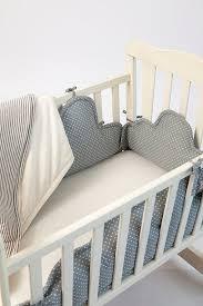 Cloud Crib Bedding Clouds Crib Bumper Baby Crib Bumper Clouds Pillows Baby Cot