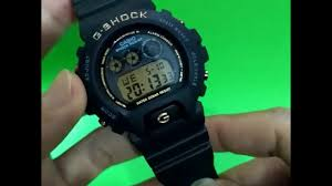 Jam Tangan G Shock special edition jam tangan g shock dw 6900 dw 6930 hitam gold seri