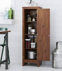 kitchen storage cabinets with doors narrow cabinet with doors single door pantry storage