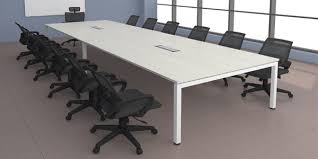 Folding Meeting Tables Alluring White Conference Table At Meeting Singapore Tokumizu