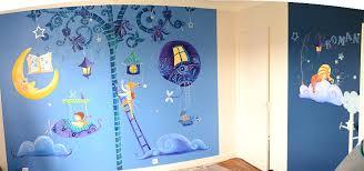 fresque murale chambre bébé fresque murale chambre enfant la chambre de garaon par laure