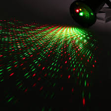 green laser projector lawn light starry led outdoor landscape