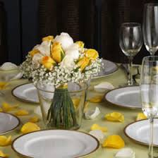 roses centerpieces best classic wedding centerpieces with white and yellow roses