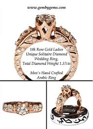 wedding band names 18k gold diamond solitaire intricate diamond ring and