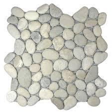 bali cloud pebble tile pebble tile shop