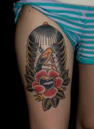 bird rib cage tattoo myke chambers tattoos by myke chamber u2026 flickr