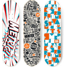 skateboard designen 100 skateboard designs abduzeedo graphic design