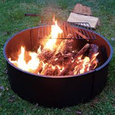 Large Fire Pit Ring by Fire Pit Rings U2013 Serenityhealth Com