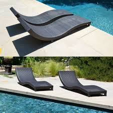 Cushions For Outdoor Chaise Lounges Modern Living Outdoor Chaise Lounge Chairs W Cushions