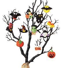 Halloween Ornaments For Tree by Amazon Com Bucilla 86430 Halloween Felt Applique Ornaments Kit