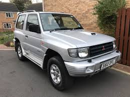 1998 mitsubishi shogun 2 8 td swb manual 1 owner 4x4 pajero