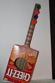 guitar craft for kids momeefriendsli