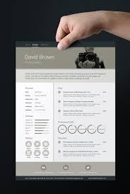 Bold Resume Template by Material Resume Template Www Ikono Me