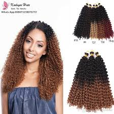 14 inch hair extensions 2018 14inch curly crochet braiding hair extension jerry