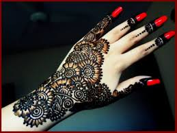 punjabi mehndi design 2017 for wedding full hands images