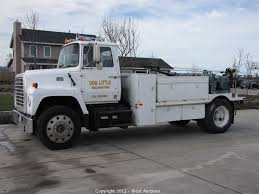 Ford Diesel Utility Truck - west auctions auction trucks trailers backhoe construction