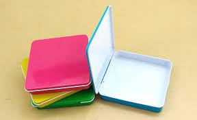 gift card tin aliexpress buy size 100x95x17mmm plain cigaratte tin box