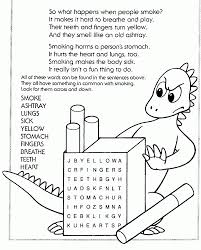 red ribbon week coloring pages eson me