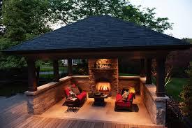 pool sheds and cabanas oakville shademaster landscaping