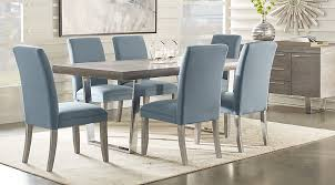 cindy crawford home san francisco gray 5 pc dining room dining