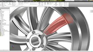 autodesk inventor slow version easy tutorial rim design youtube