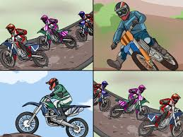 how to wheelie a motocross bike how to get into motocross with pictures wikihow
