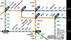 Metro Map Delhi Download by Busan Metro Map Android Apps On Google Play
