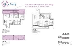 Toddler Floor Plan by New Launch Property Sol Acres Ec
