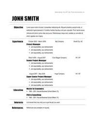 College Student Resume Template Word College Student Resume Templates Microsoft Word Google Search
