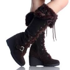 ugg heel boots sale suede winter boots for gray suede fur winter lace up wedge