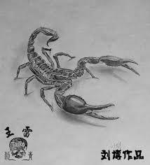 free designs 3d scorpion flash