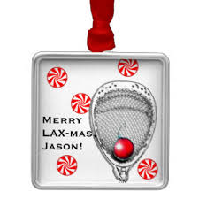 lacrosse goalie ornaments keepsake ornaments zazzle
