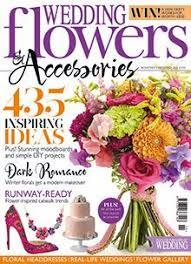 wedding flowers and accessories magazine 60 best wedding magazines images on wedding magazines