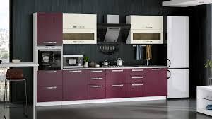 interior design trends 2017 purple kitchen