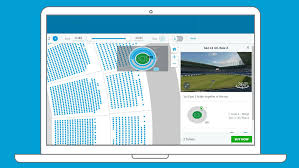 mcg floor plan how to use the interactive seating map on ticketmaster