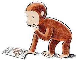 curious george cartoon images cliparts art inspiration