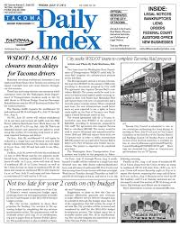 724 5th Ave Nw Puyallup Tacoma Daily Index July 27 2012 By Sound Publishing Issuu