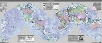 Map Wuest Get To Know A Projection Gene Keyes U0027 40 Year Quest For The