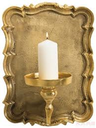 Gold Wall Sconce Candle Holder 165 Best A Candle U0027s Resting Place Images On Pinterest Candles