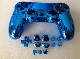how to change the color of ps4 controller light free shipping custom blue color for ps4 controller hydro dipped