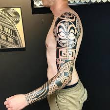25 best tribal sleeve ideas tattoozza
