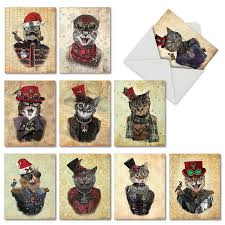 holiday greeting cards for pet related businesses for pet lovers