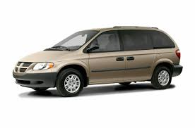 2004 dodge caravan new car test drive