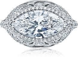 marquise halo engagement ring tacori royalt marquise halo engagement ring ht2612mq