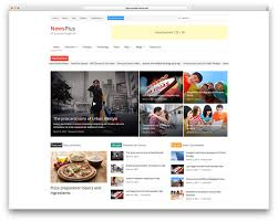 Box Type Home Design News Top 40 News Magazine Wordpress Themes 2017 Colorlib