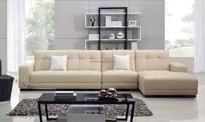 White Leather Sofa Living Room Living Room Brown And White Leather Sectional Sofa Grey Rug
