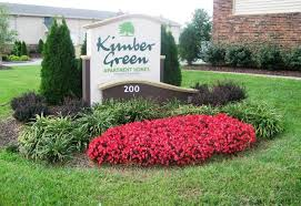 Landscaping Evansville In by Kimber Green Apartment In Evansville In