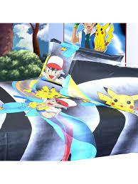 pokemon bed set w curtains images pokemon images