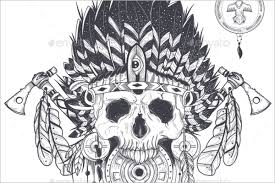 skull tattoos designs free u0026 premium templates creative template