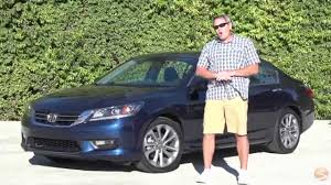 car honda 2015 great on 2015 honda accord sport sedan test drive video review youtube